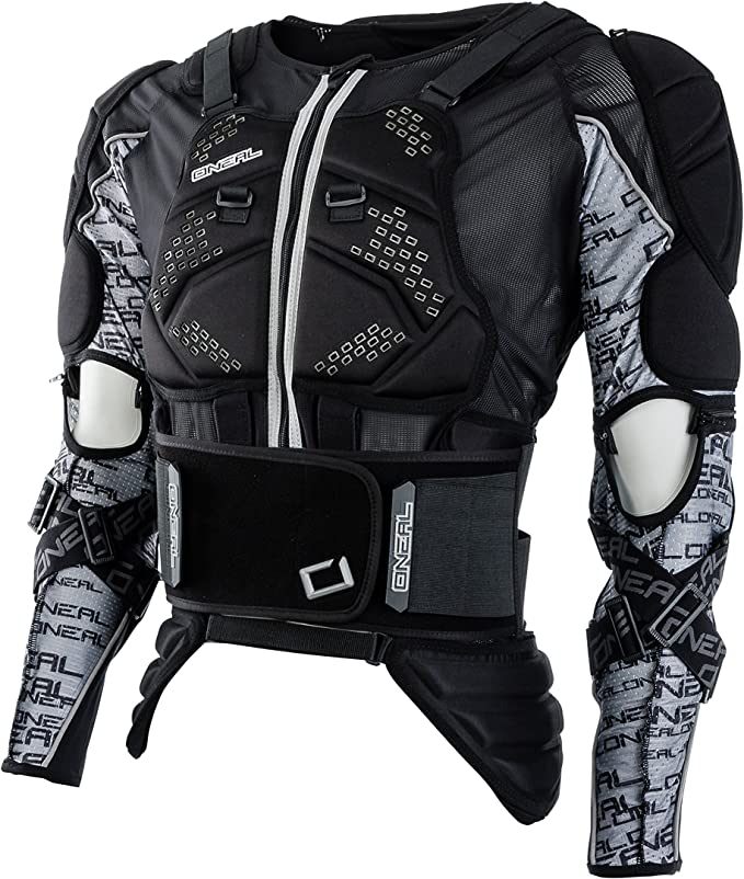 Madass Moveo Protector Jacket Black M Bekleidung