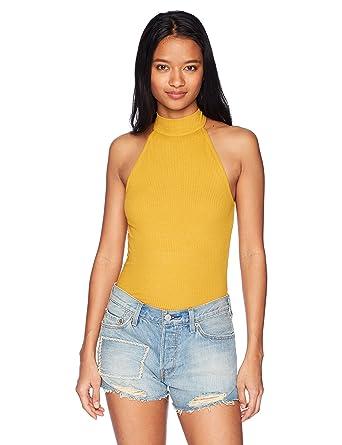 46425894651e31 RVCA Women s Follow Me Mock Neck Tank at Amazon Women s Clothing store