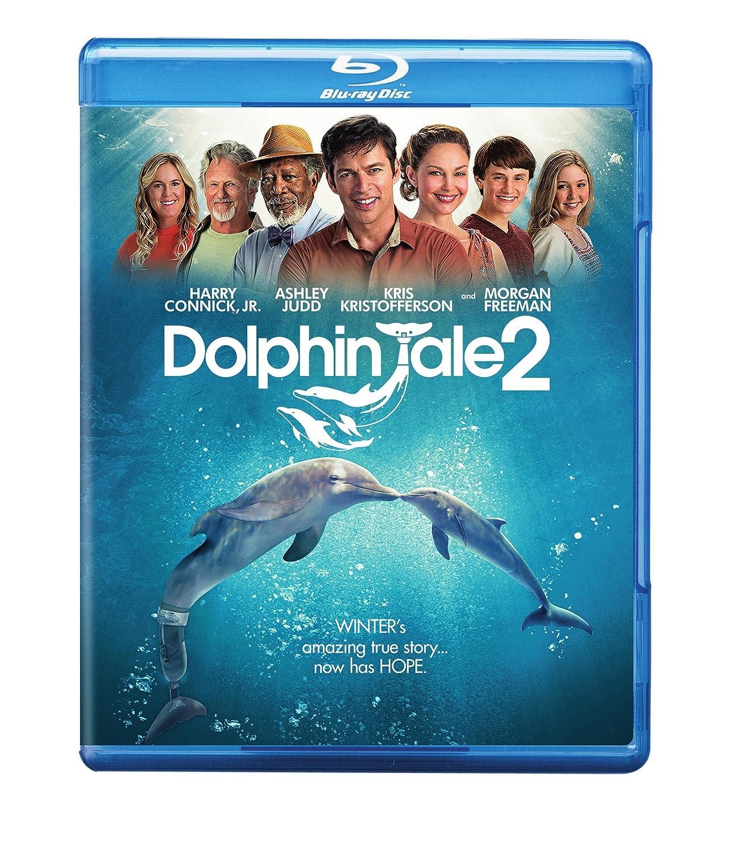 amazon com dolphin tale 2 blu ray charles martin smith