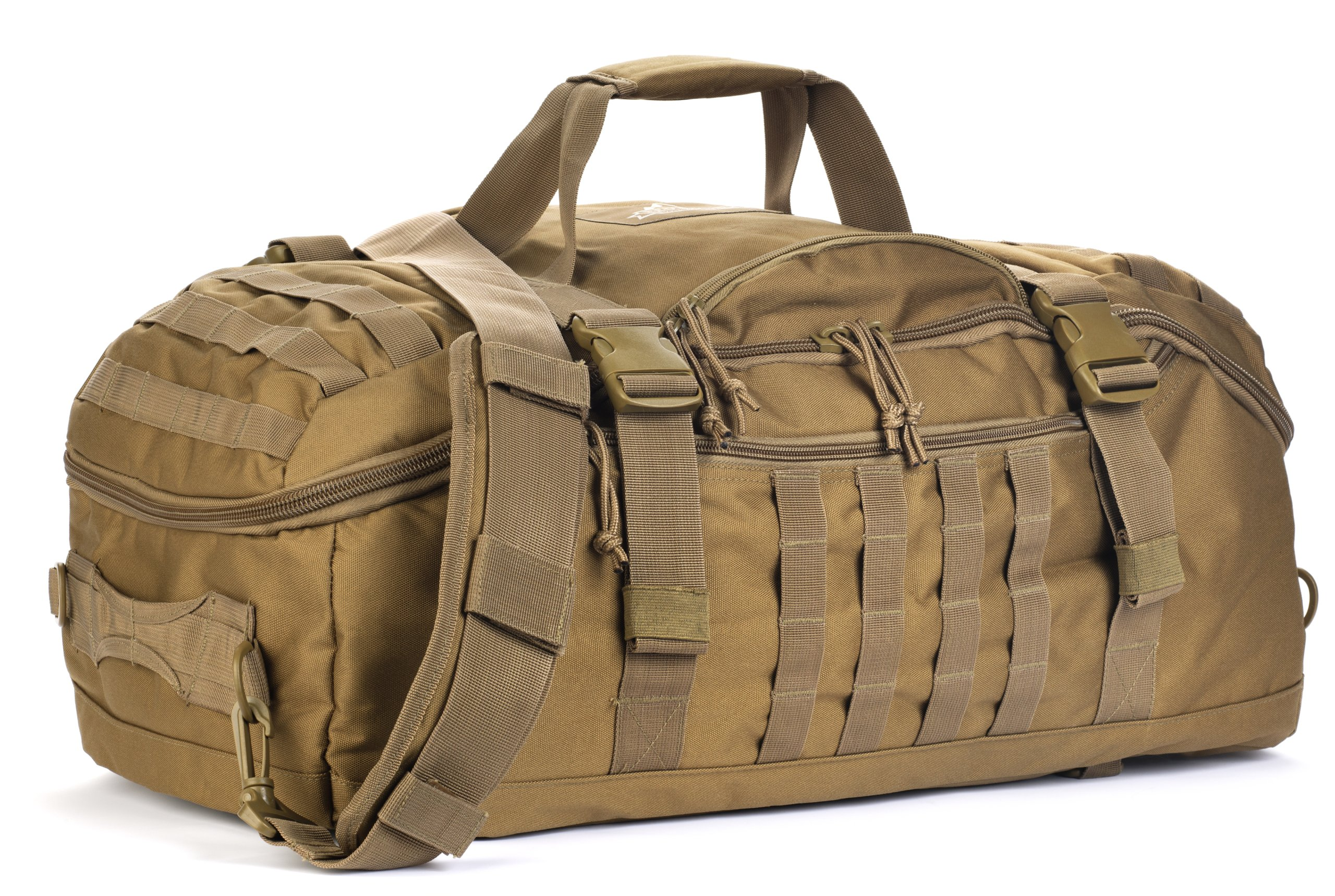 Red Rock Outdoor Gear Traveler Duffle Bag (Coyote)