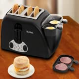 Mad toaster. As the teapots and coffeemakers attacked America.