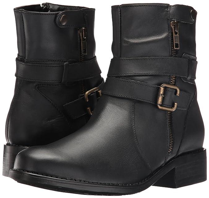 Amazon.com: Mas Artisan Banco de la mujer Ankle Bootie: Mas ...