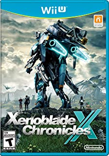 Xenoblade Chronicle X - Wii U - Standard Edition