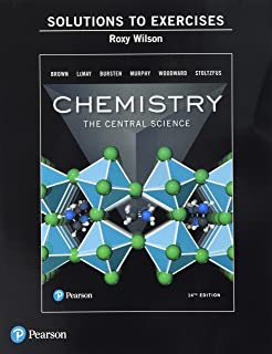 Chemistry the central science 14th edition theodore e brown h student solutions manual to exercises for chemistry the central science fandeluxe Image collections
