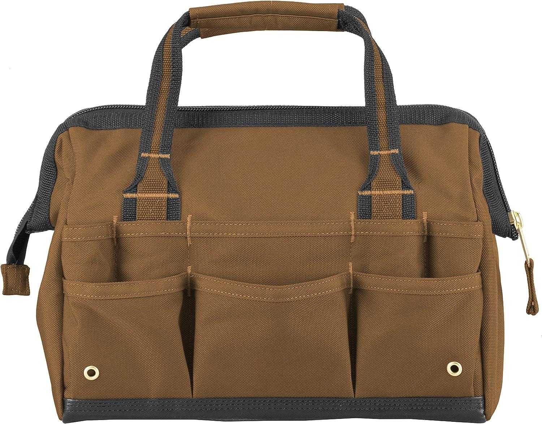 Carhartt Legacy Tool Bag 14-Inch, Carhartt Brown: Home Improvement