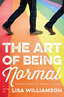 Amazon luna ebook julie anne peters kindle store the art of being normal a novel fandeluxe Choice Image