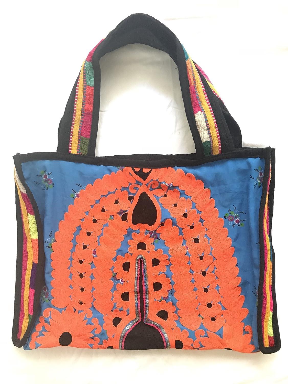 KAVI bohemian style bag, 100%handmade, unique bag B07DW616Q3