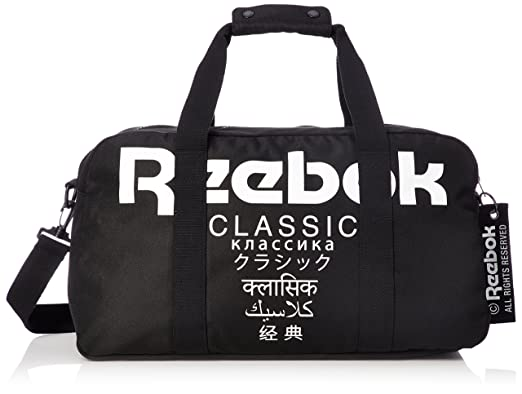 Reebok Cl Duffle International Sporttasche, 25 cm, liters