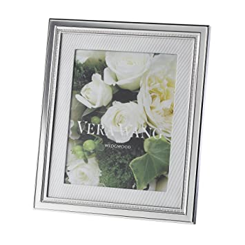 vera wang by wedgwood chime 8 inch by 10 inch frame