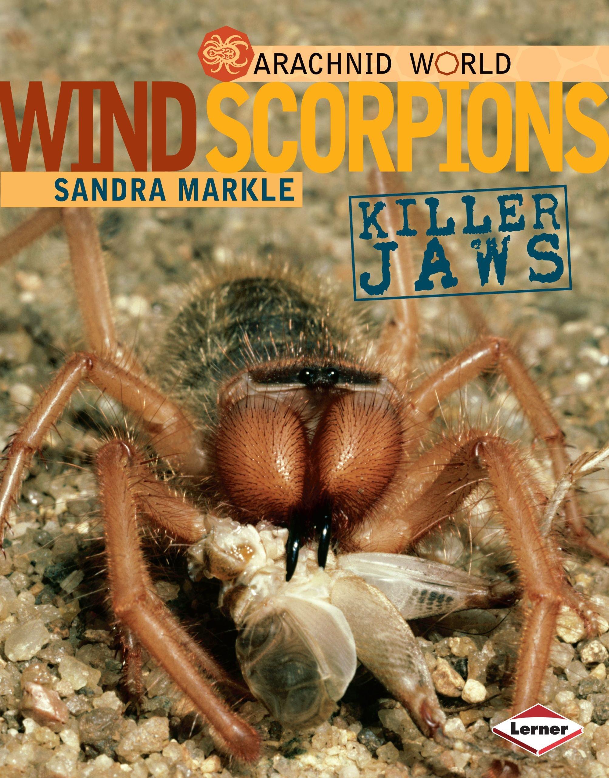 Download Wind Scorpions: Killer Jaws (Arachnid World) pdf epub