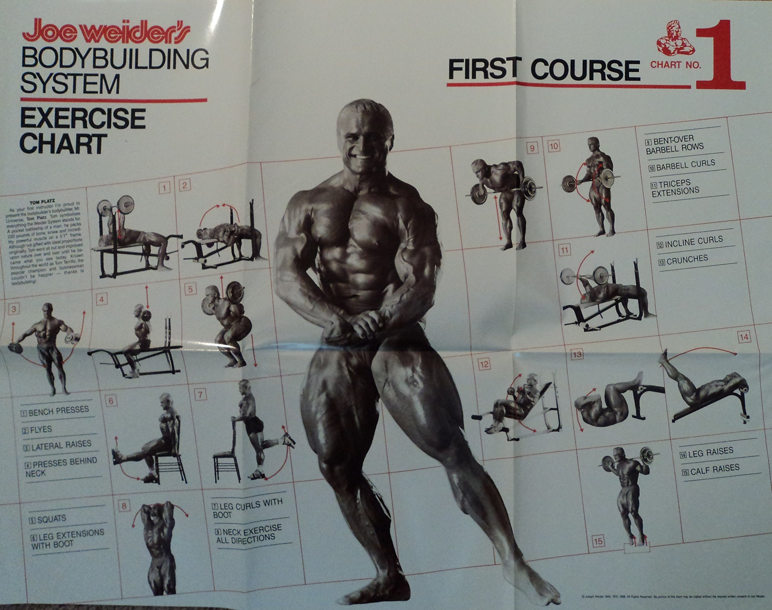 Buy Joe Weider S Bodybuilding System Book Online At Low Prices In India Joe Weider S Bodybuilding System Reviews Ratings Amazon In