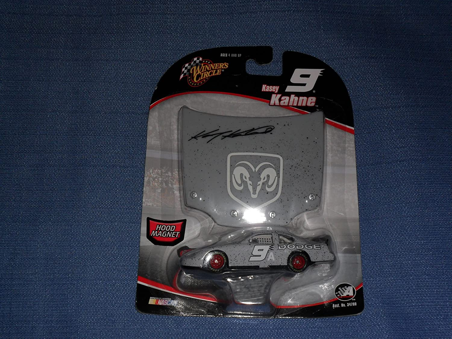 Kasey Kahne 2013 Lionel//Action #5 Great Clips Great Stuff Chevy 1//64 FREE SHIP