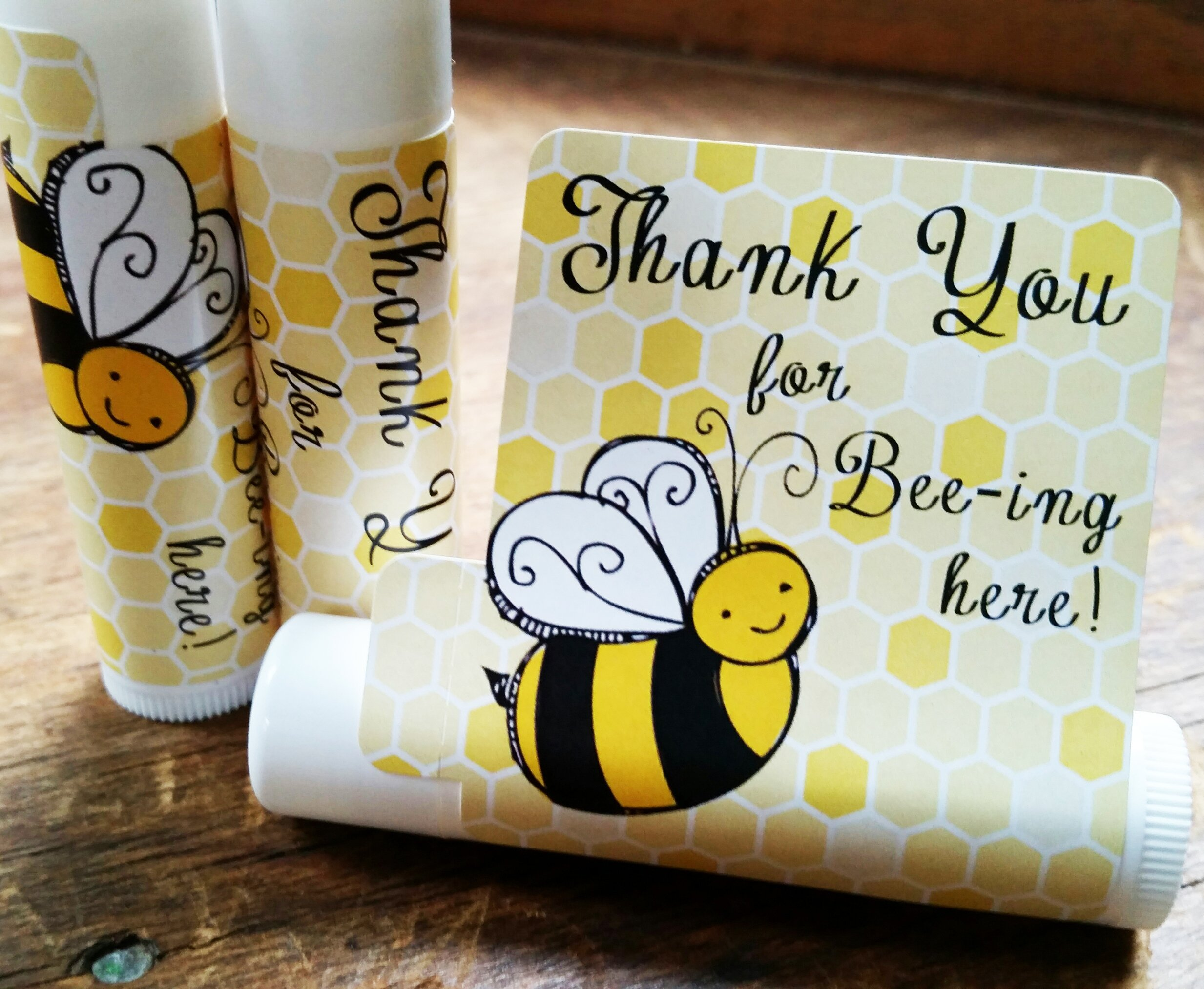 Amazon Bumble Bee Baby Shower Favors Mini Candy Bar Wrapper