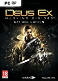 Deus Ex: Mankind Divided - Day-One Edition - PC