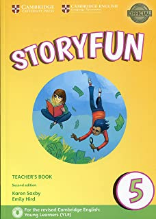 Amazon.com  Storyfun for Starters Level 1 Student s Book with Online ... f925cf3e6db