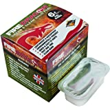 BCB Fire Dragon Green and Clean Solid Fuel - White, 6 x 27 g