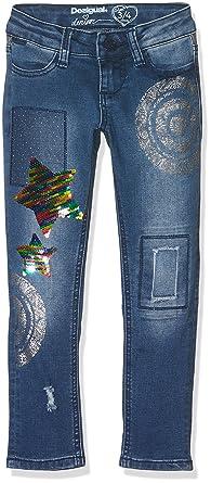 Desigual Denim_Cross Jeans para Niñas