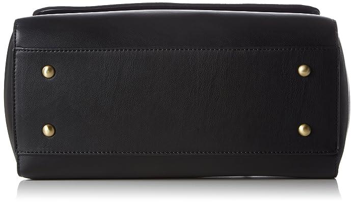 188603, Womens Bag, Black (Black 01), 15x28x32 cm (B x H T) Buffalo