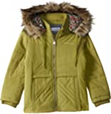 Fort Collins Girls' Quilted Regular Fit Jacket