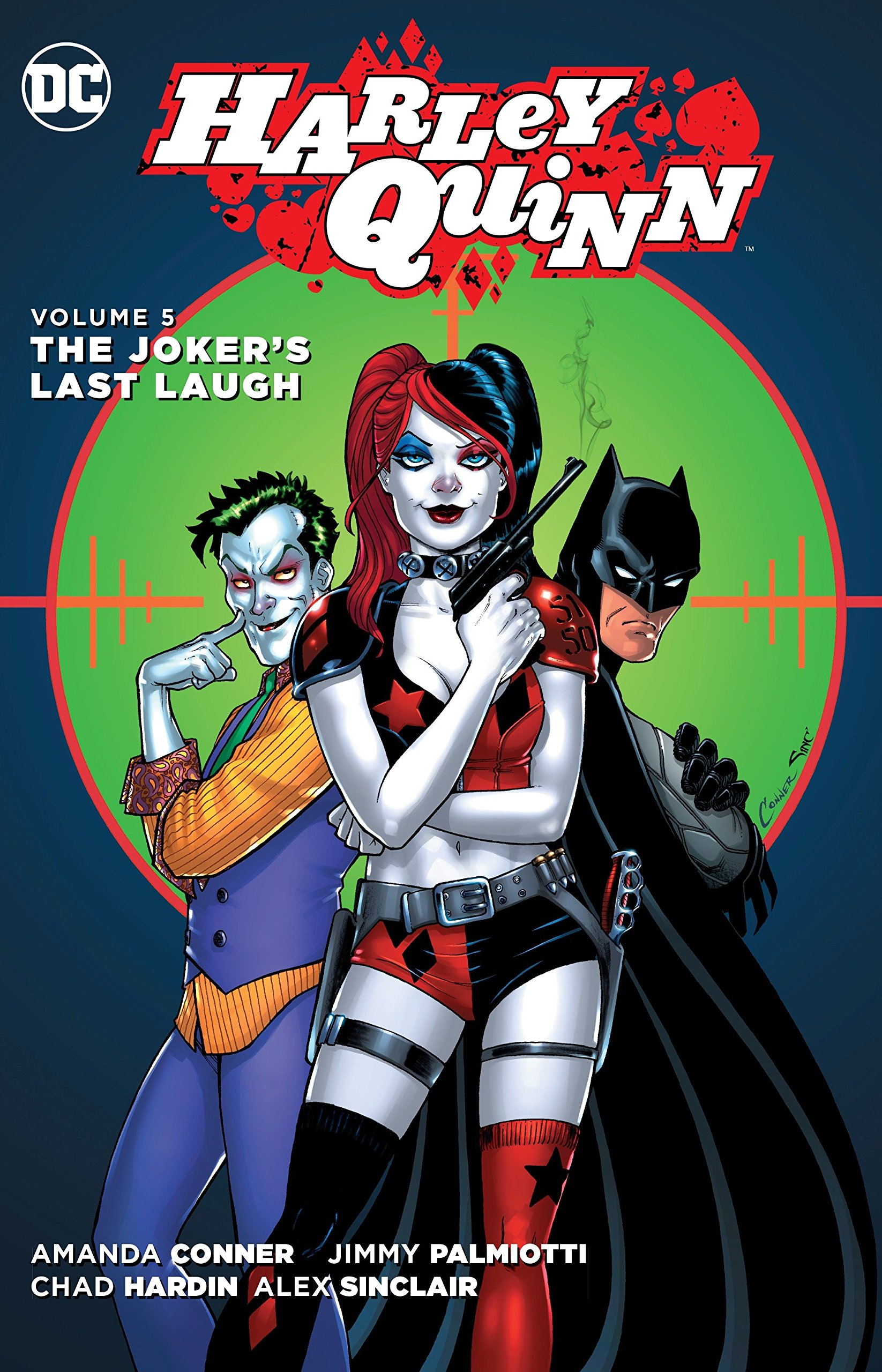 Harley Quinn Vol. 5: The Joker's Last Laugh by imusti