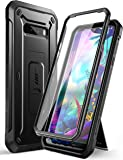 SupCase Unicorn Beetle Pro Series Case Designed for LG G8X thinQ(2019),Full-Body Rugged Holster & Kickstand Case with…