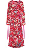 Find Abito Lungo Stile Kimono Donna