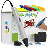 MorphPen Professional Drawing 3D Pen for Printing and Modeling (White)