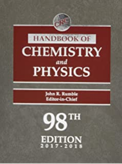 CRC Handbook of Chemistry and Physics, 95th Edition: William