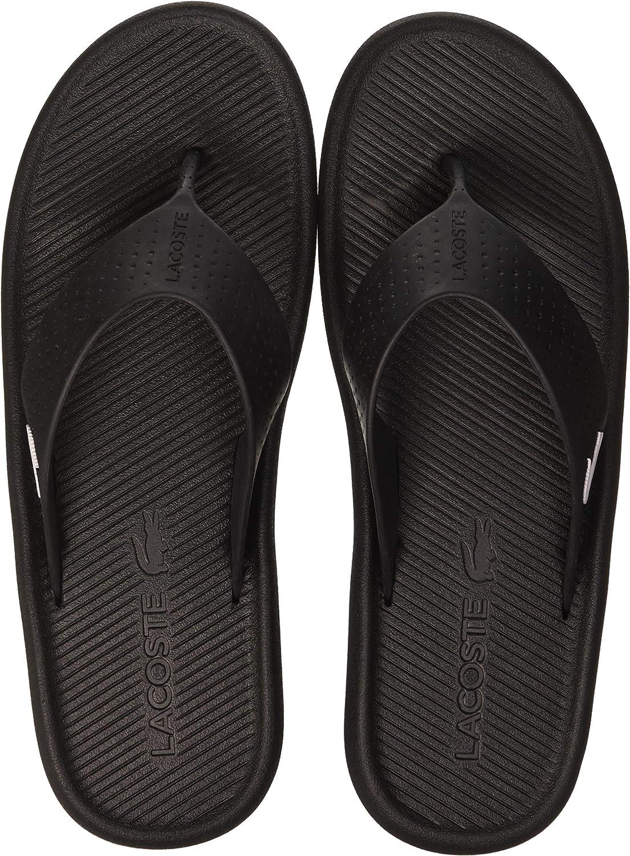 Lacoste Croco Sandal 219 1 CMA, Zapatillas para Hombre