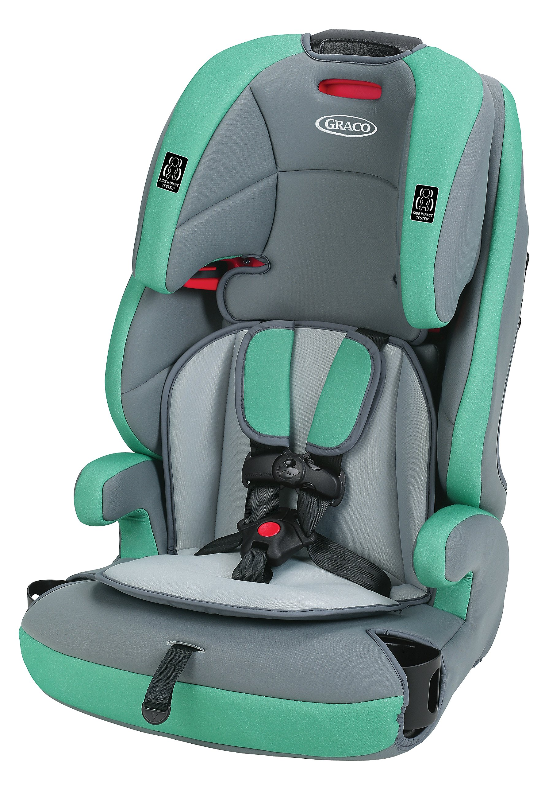 Graco Tranzitions 3-in-1 Harness Booster Convertible Car Seat, Basin by Graco (Image #1)