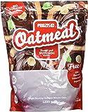 Prozis Oatmeal 1250g - Cereales Repletos de Proteínas, Hidratos de Carbono de Alta Calidad y Fibras Saciantes - Sabor Tarta de queso con Fresas - Apto para Vegetarianos - Cardiosaludable - 12 Dosis