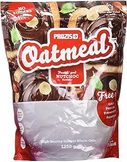 Prozis Oatmeal 1250g - Cereales Repletos de Proteínas, Hidratos de Carbono de Alta Calidad y