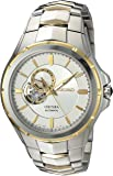 Seiko Men's Japanese Automatic Stainless Steel Casual Watch, Color:Two Tone (Model: SSA314)