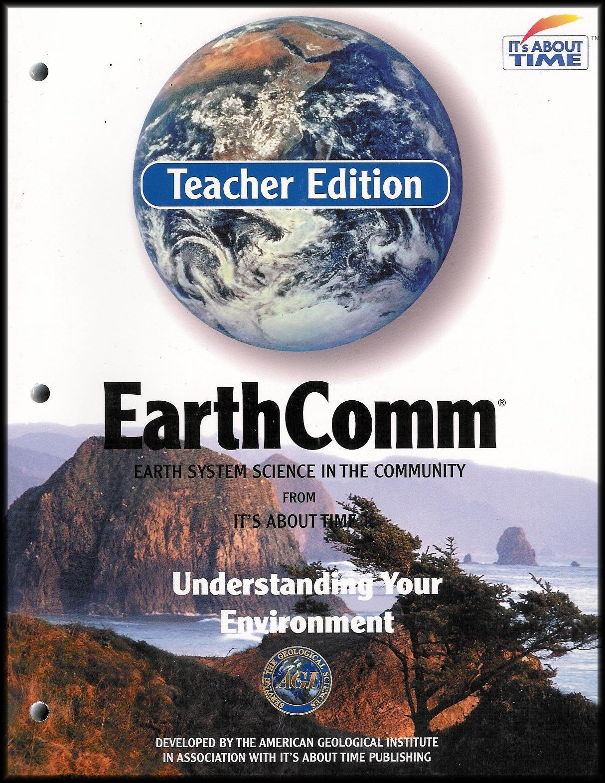 EarthComm®: Earth System Science in the Community: Understanding Your Environment pdf