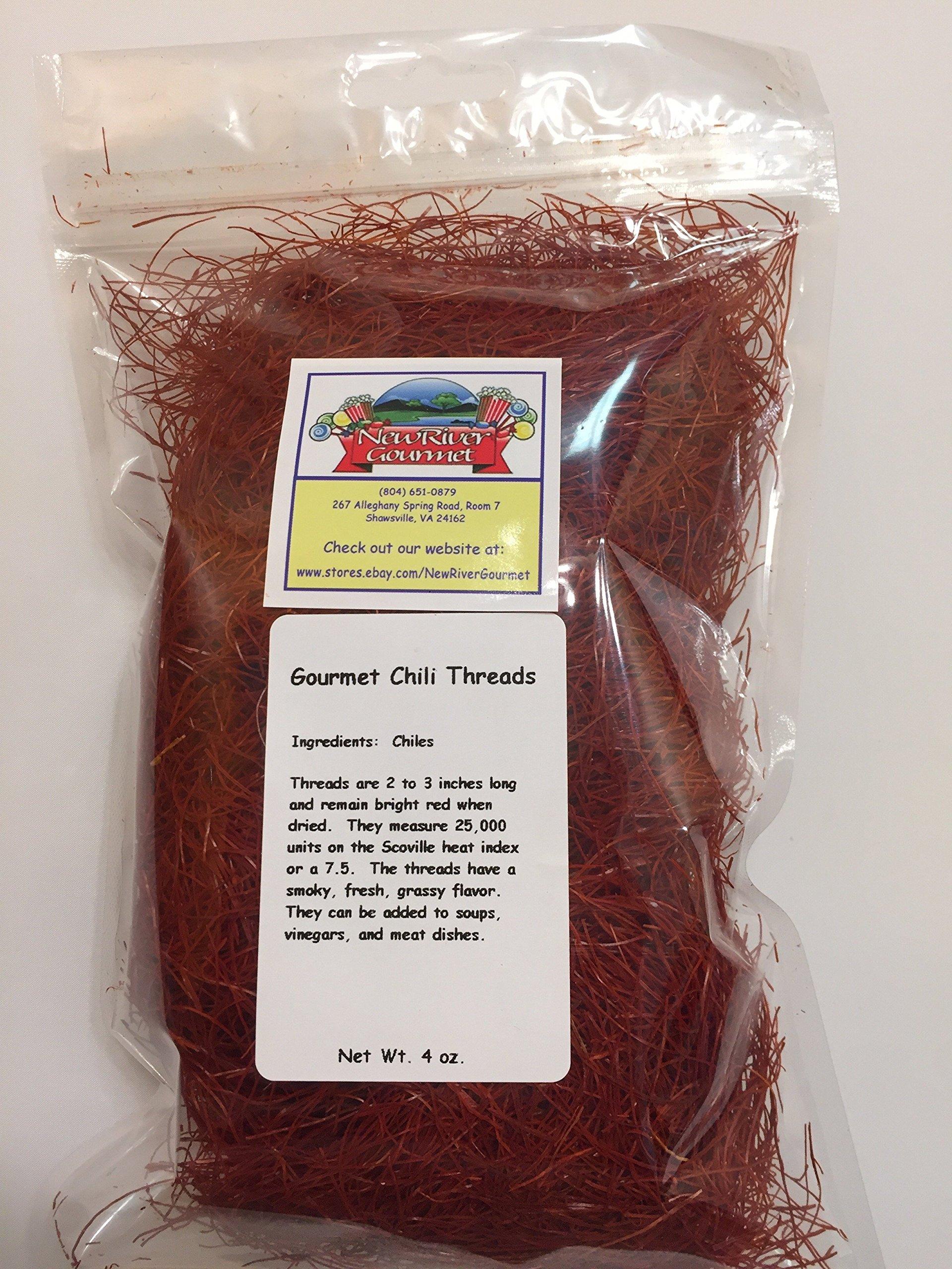 Mild Chile Threads (4 ounces)