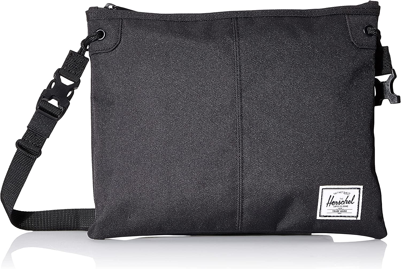 Herschel Alder Cross Body Bag, Black, One Size