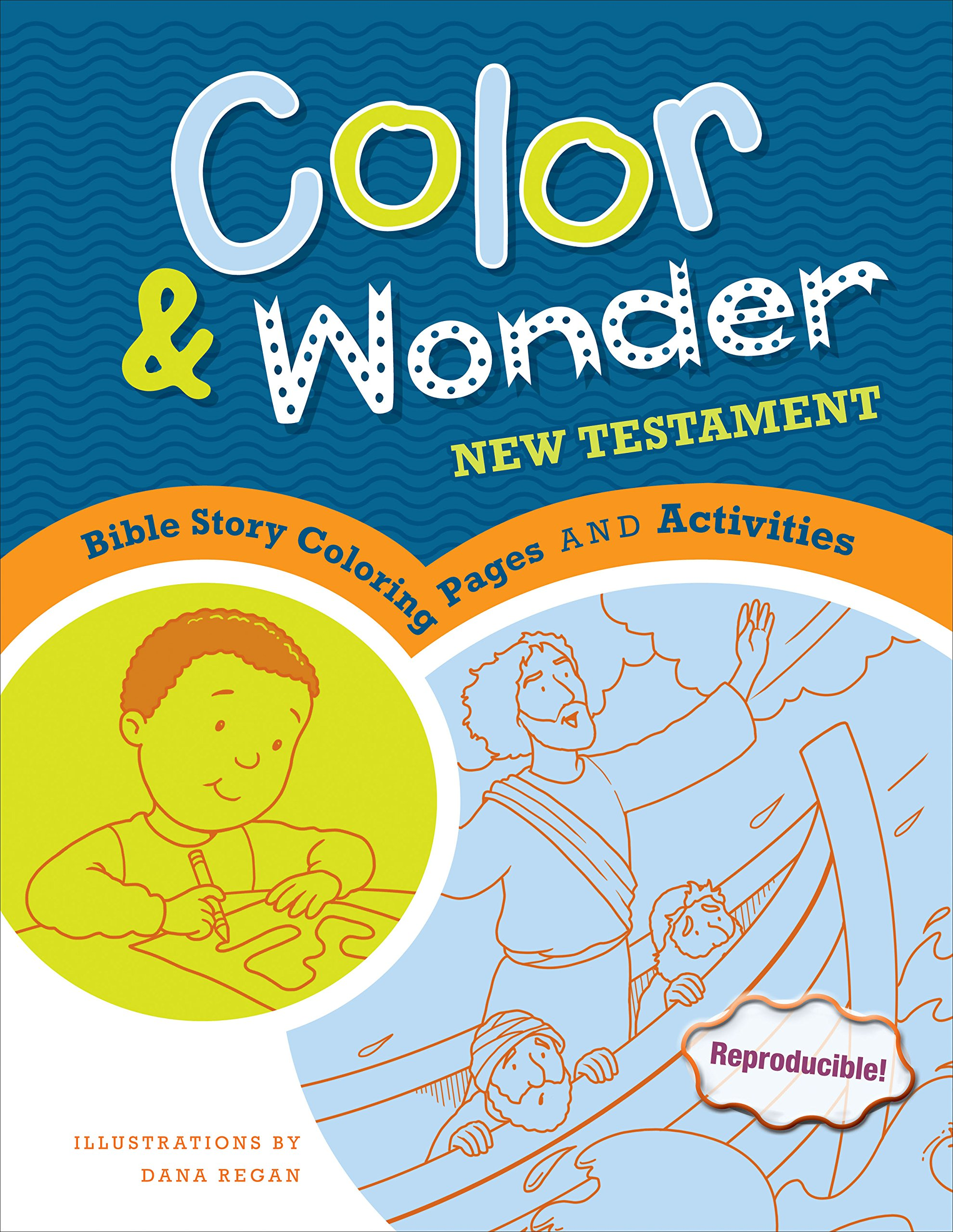 Color & Wonder - New Testament pdf