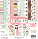 Echo Park papier papier Echo Park Collection Kit de 30,5 cm x 30,5 cm, Bundle of Joy Girl