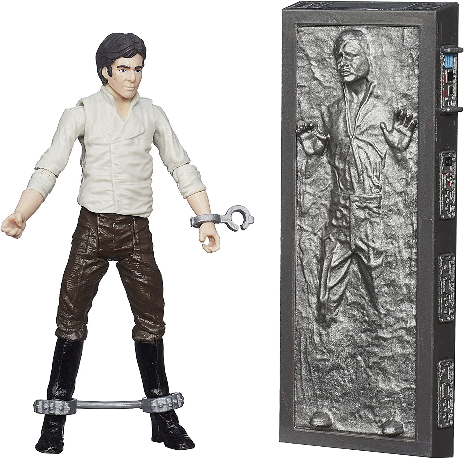 "Star Wars The Black Series Han Solo 3.75"" Figure"