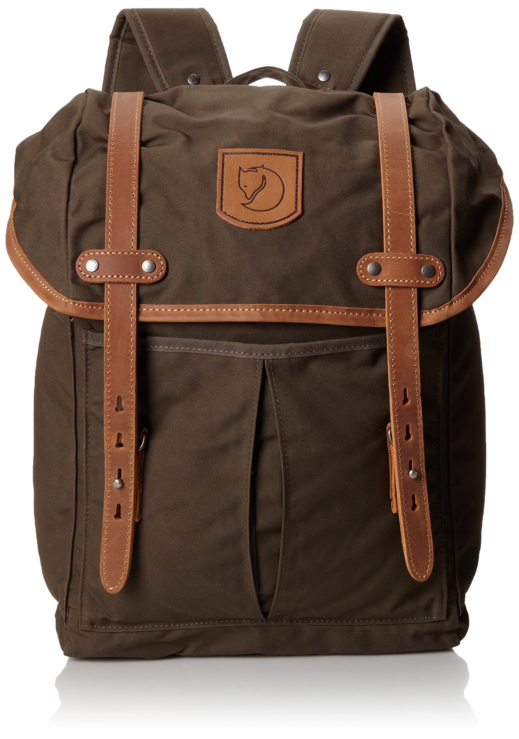 Fjallraven - Rucksack No.21 Medium, Dark Olive by Fjallraven (Image #1)