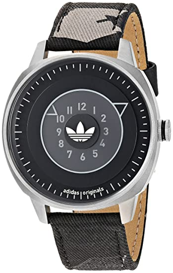 Francisco' Cuarzo De Hombres Adidas Casual Reloj Y 'san Nailon WD9HYE2I