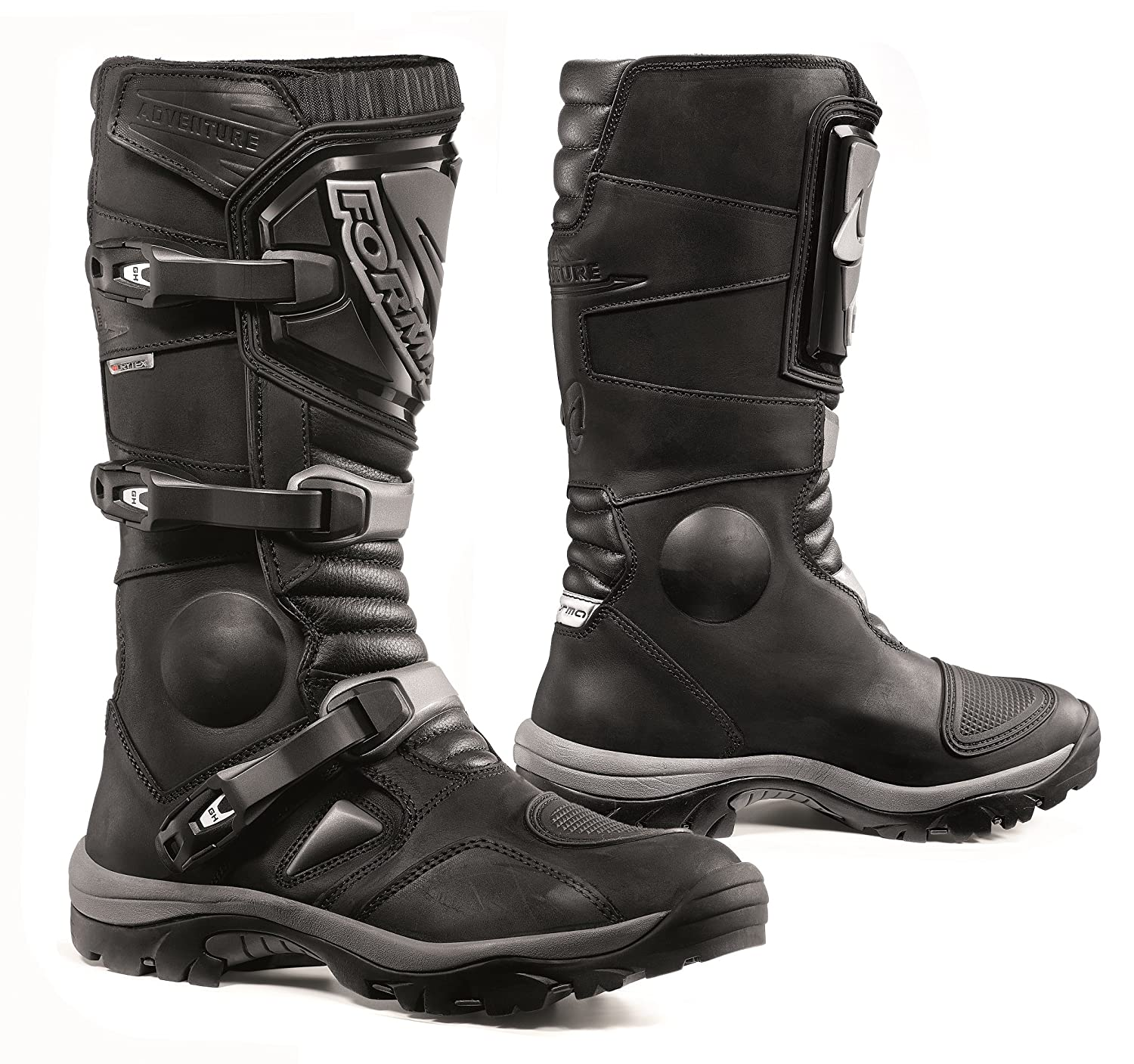 40 Forma/Motorcycle Boots Adventure WP CE Approved Brown