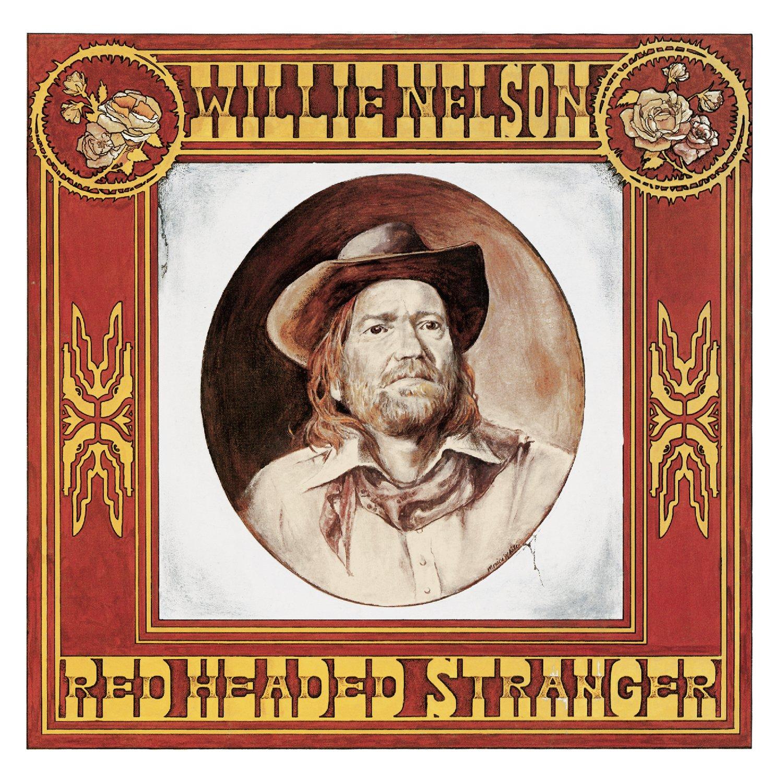 Red Headed Stranger by NELSON,WILLIE