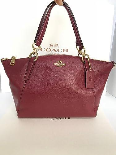 8179632174a4 Coach women s Hand shoulder bag F23538 (metallic)  Handbags  Amazon.com