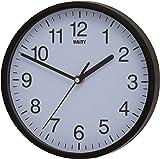 acctim 21895 abingdon wall clock lime green kitchen home. Black Bedroom Furniture Sets. Home Design Ideas