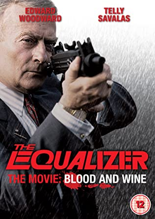 The Equalizer The Movie Blood Wine
