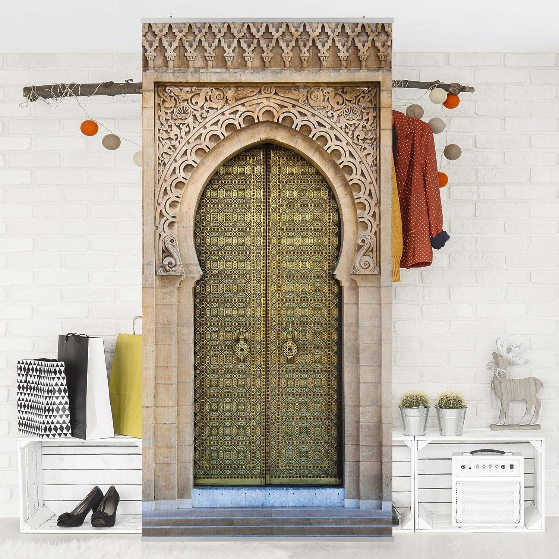 Panneau-rideau Oriental Gate 250x120cm   support au choix panneau ...