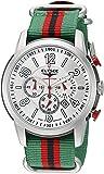 Chronograph The Race I von Elysee | Herrenuhr mit Marken Quarzuhrwerk | Herren-Chronograph mit Datumsanzeige und Stoppfunktion