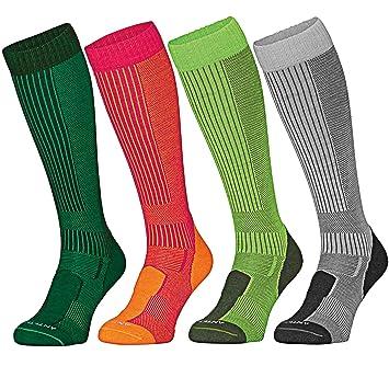 ccb7ad9b265f0f DANISH ENDURANCE Anti-Tick Merino Wool Outdoor Socks, Hiking and ...