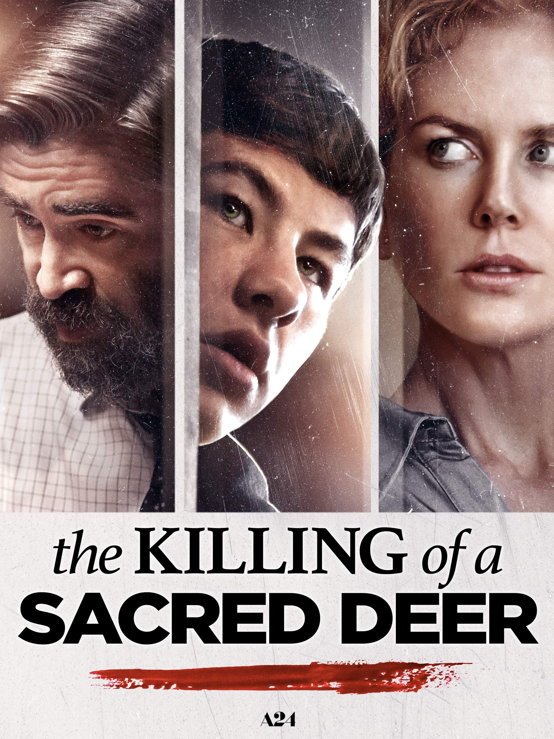 Watch The Killing Of A Sacred Deer Prime Video